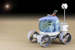 Red Planet Rover (billyburg) Tags: lego mars martian rover not classic space matt damon