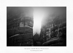 mist giants - study #3 (Teo Kefalopoulos - Art Photography) Tags: meteora