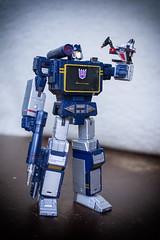 Soundwave (Jon..Hall) Tags: transformer transformers masterpiece soundwave tapes casette stereo decepticon decepticons