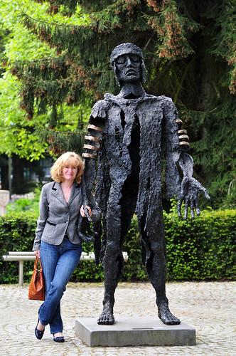 Hand in Hand mit Varus, Foto: Michael Döring
