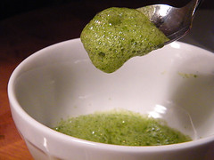 "Chimichurri ""Air"" photo 10 by MyLastBite.com"