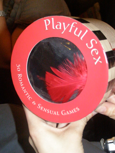 50 romantic & sensual games! Who knew?