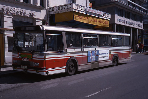 Flickriver: Photoset '(F) Autobus & Autocars CBM' By Jhm0284
