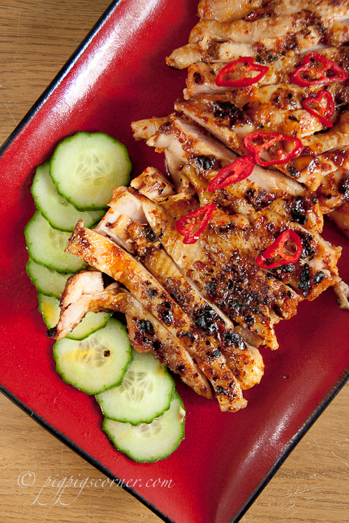 Worldfoods Malaysian Spicy Grilled Chicken