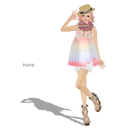 (Slow Kitchen)Hair_05(Sakura-pink)
