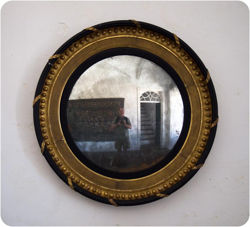 Palais des ducs de Cadaval - Autoportrait