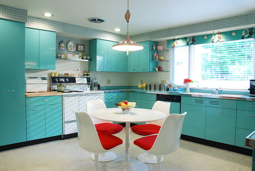Modern Kitchen Color Design