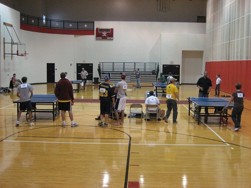 Chapman Ping Pong October 13, 2007
