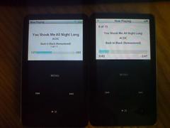 iPod Comparison
