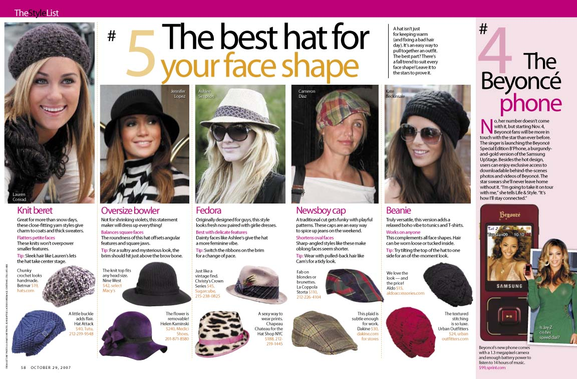 f70d2b24301 Headstart Hats  Hats for different faces