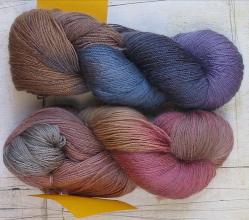 wool superwash anne knitting merino mohair nylon schaefer socksyarn