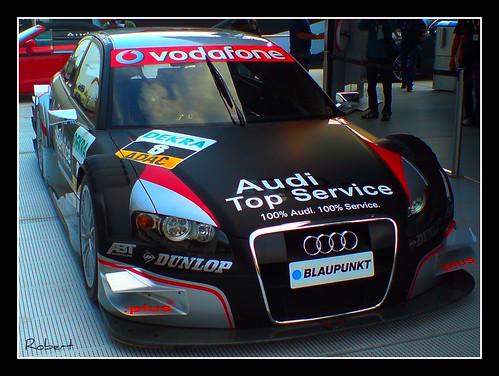 2009 audi a4 wallpaper. Audi A4 DTM