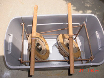 Rust Removal using Electrolysis | For A Bodies Only Mopar Forum