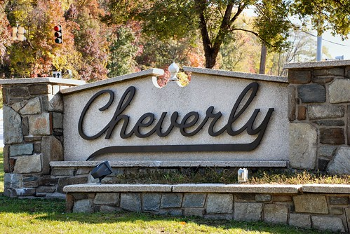 Cheverly - The Cheverly Sign - 11-11-07