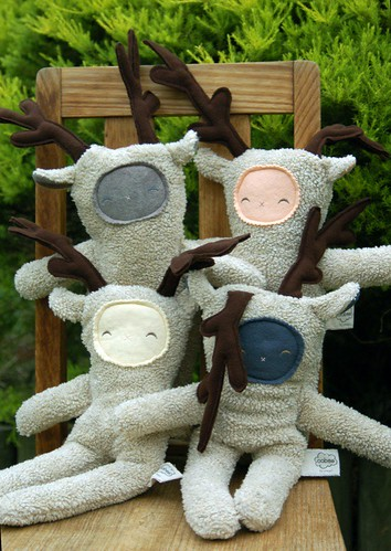 reindeer oobees!!