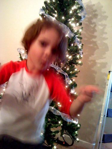 Rockin' Around the Christmas Tree with Bubby!