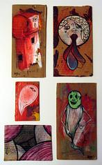 Drypnz Free Art 1 (sammo371) Tags: paint cardboard carton reuse freeart guerrillaart drypnz