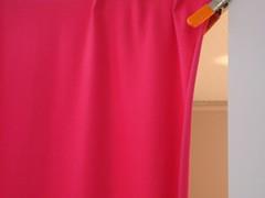 Curtain Falls (Cherishlovespink) Tags: pink orange curtain pinkalicious cherishlovespink orangealish