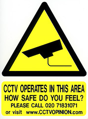 CCTV Opinion: How Safe Do You Feel?