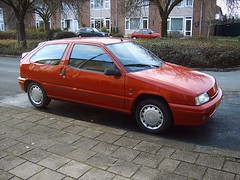 Citron ZX 1.8i Furio (regtur) Tags: auto cars netherlands dutch car french automobile citroen nederland voiture 1993 zx furio medion 18i