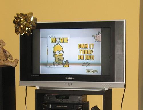 Nala experiments with HDTV