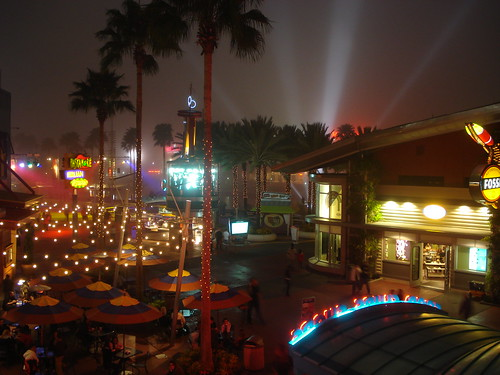 Universal City Walk - Orlando Nightlife for Girls Getaway