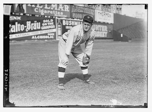 "[John ""Red"" Murray, New York, NL (baseball)] (LOC)"