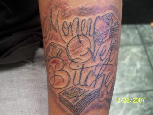 mob tattoo. Keith Killingsworth
