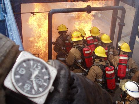 Bell & Ross Fire Sequence: 8