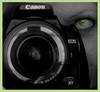 A Rebel (LN Ellen) Tags: camera woman selfportrait green female canon rebel photographer bec behindthelens ln myfavoriteplacetobe