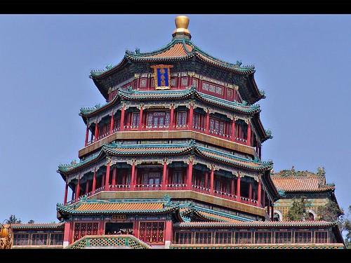 北京 Beijing - 頤和園  The Summer Palace