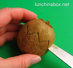 How to make Zig-zag Kiwi