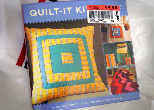 Denyse Schmidt Quilt It Kit on sale