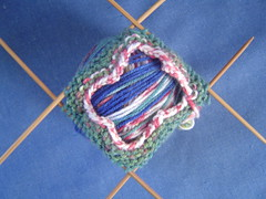 Beginning of Broadripple from Knitty.com