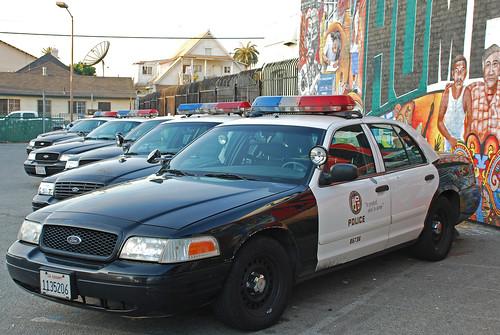 LAPD Hollenbeck Station