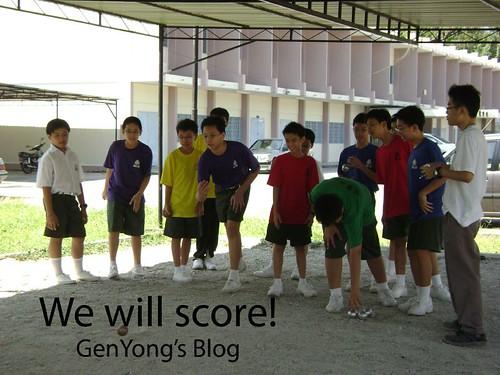 Score Petanque