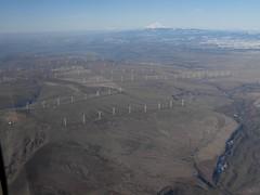 I012508 657 (brewbooks) Tags: windmill washington power windmills electricity geography mooney airborne windfarm windowseat goodnoehills windturbinegenerator i012508 goodnoehillswindfarm