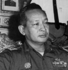 Photo Soeharto waktu menjabat Panglima KOstard, foto Letkol saya gak punya.