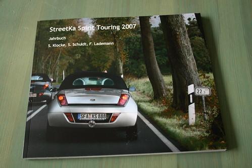 StreetKa Spirit Touring 2007 Jahrbuch