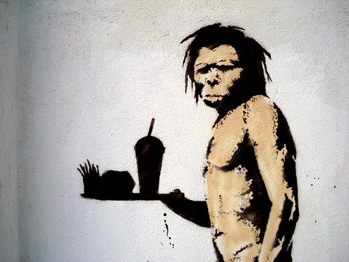 Image by Banksy from:  http://www.flickr.com/photos/lord-jim/2245362817/