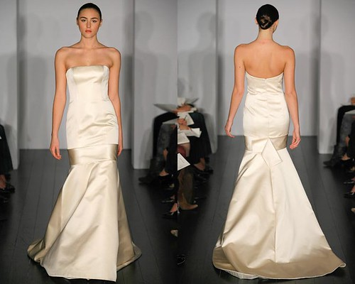 Amsale Wedding Dresses Gallery in Fashion Show