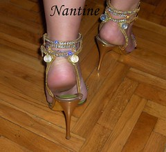 Baldinini Gold swarovski sandals  6 (Kwnstantina) Tags: woman feet female toes long highheels legs sandals nails barefoot heels soles footfetish paintednails paintedtoes goldheels greekfeet baldinini γοβεσ πεδιλα μποτεσ ψηλοτακουνα ψηλατακουνια baldininishoes baldininishop