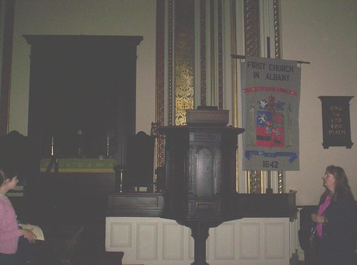 05 Oldest Pulpit in US