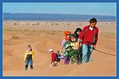 """ Effort... "" (jeanmical) Tags: sand searchthebest dune sable maroc paysage soe dsert blueribbonw"