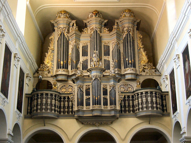 St.-Mauritius-Kirche Hildesheim - Orgel