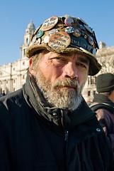 Brian Haw, Peace Campaigner