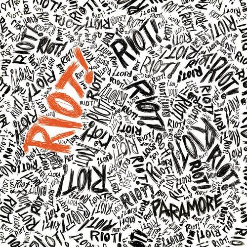riot paramore logo. Riot by Paramore.