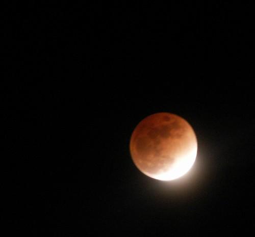 Total Lunar Eclipse, 20 Feb. 2008, shot #16