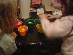 Easter Egg Dying time amongst us