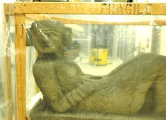 chac mool under wraps